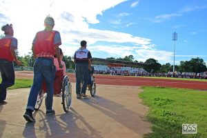 KKU Setting Up Disability Support Service Center for Students