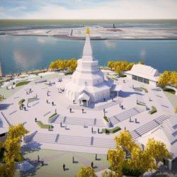 Phra Thep Wittayakhom Monument