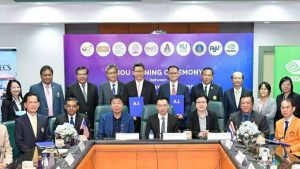 Thailand A.I. University Consortium is expediting AI technologies for the country growth