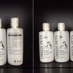 Anti-Dandruff Shampoo for Dogs