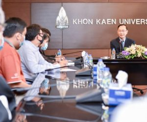 KKU President sets instruction and student activity policy under COVID-19 situation