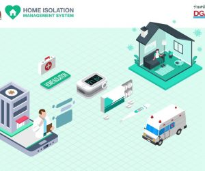 Win-Win for all! Home Isolation user's disclose the distant care from doctors, patients and community can be confident of the system